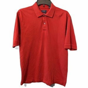 Arrow Red Classic Fit Polo Shirt
